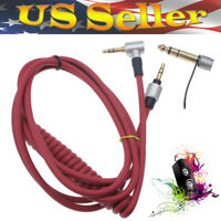 3.5mm 6.5mm Plug Stereo Audio Cable Cord fits Beats by Dr. Dre Pro Detox Headset
