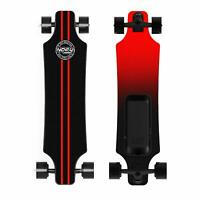 Hiboy S22 Electric Skateboard 2x350W E-Scooter Longboard with Remote 4 Wheels