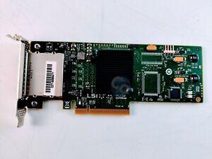 LSI 8-PORT 6GB/S SAS/SATA PCIE HBA