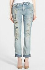 JOE'S JEANS 'Collector's Edition' Distressed Boyfriend Jeans Rosina sz 25 NEW