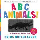 ABC Animals - A Scanimation Picture Book By Rufus Butler Seder