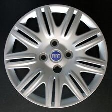 """Fiat Doblo Style ONE  14"""" Wheel Trim Hub Cap Cover BLUE BADGE FIT 732AT"""