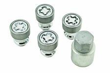 Nissan Qashqai Juke Micra X-Trail Cube Alloy Wheel Nut Locking Kit Set Genuine