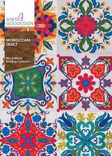Moroccan Quilt Anita Goodesign Embroidery Machine Design CD NEW