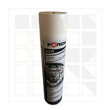 Pulitore sgrassante freni auto spray 600ml FORCH R510 premium made in Germany
