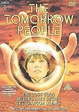 The Tomorrow People. Series 6. Complete. NEW SEALED. Dvd. Region 0. Region Free