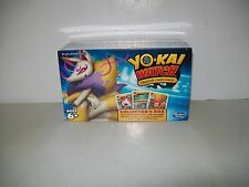 Yo-Kai Watch Collectors Box Trading Card Game Kyubi Medal And Booster Packs New