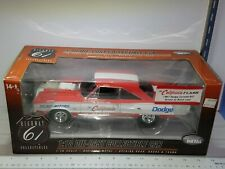1/18 HWY61 1967 DODGE CORONET R/T DRIVEN BY BUTCH LEAL THE CALIFORNIA FLASH