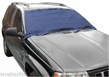 Large windscreen frost cover protector for 5 door Jeep Grand Cherokee cover