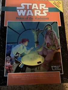 Star Wars RPG - Riders of The Maelstrom - West End Games 40021
