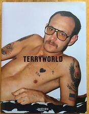 "SIGNED Terryworld Terry Richardson ""Rock Out With Your C__k Out!"" Taschen 2008"