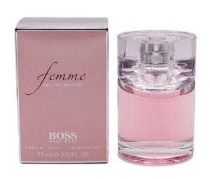 Boss Femme by Hugo Boss 2.5 oz EDP Perfume for Women New In Box