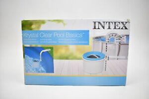 Intex Oberflächenskimmer Oberflächensauger Skimmer für Pool Einlaufdüse Filter