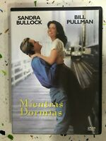 MIENTRAS DORMIAS DVD SANDRA BULLOCK BILL PULLMAN ESPAÑOL INGLES ALEMAN AM