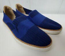 Ugg Shoes Size 7 Women's Sammy Knit Sneakers Blue Slide On