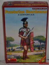 MiniArt 16006 1:16th Scale Figure Kit Roman Praetorian Guardsman II century A.D.