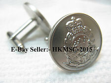 British Colonial Hong Kong Era - Royal Hong Kong Police Cuff Links