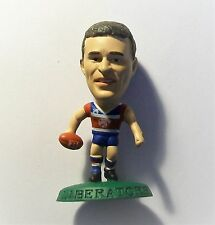 CORINTHIAN AUSSIE RULES Figure WESTERN BULLDOGS, LIBERATORE AFL37 Loose No Card
