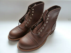 Red Wing 8111 Iron Ranger  Size 11,5 D / 45 new condition