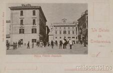 Civitavecchia - Piazza Vittorio Emanuele