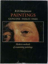 Book: Examining Antique Paintings for Fraud & Forgery & Repair