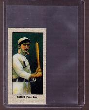 Frank Baker, Philadelphia Athletics, Monarch Corona T206 Centennial reprint #66
