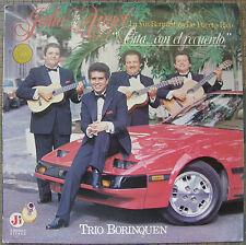 Julio Angel Trio Borinquen Cita Con El Recuerdo Gold JI 1984 Puerto Rico MINT-