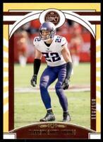 2020 Legacy Base Yellow #70 Harrison Smith /150 - Minnesota Vikings