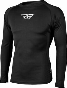 FLY RACING HEAVYWEIGHT BASE LAYER TOP LG