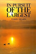 HEARN TERRY COARSE FISHING BOOK CARP IN PURSUIT OF THE LARGEST hardback NEW