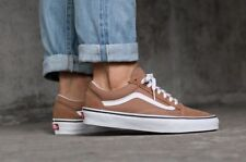 VANS OLD SKOOL SKATE SHOES MEN'S SIZE 10 Tiger's Eye