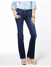 Lucky Brand Mujer Lavado Oscuro DULCE Vaqueros Bota Jeans 14/32 76.2cm Tobillo