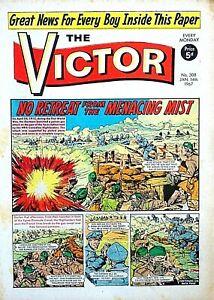 VICTOR - 14th JANUARY 1967 (9 - 15 Jan) RARE 55th BIRTHDAY GIFT !!...beano eagle