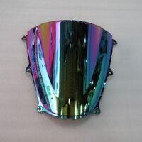 Windshield Iridium Deep Screen Double bubble For Honda CBR600RR F5 2005 2006