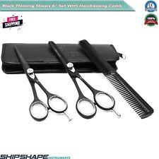 Professional SHARP Hairdressing Scissors Barber Salon Hair Cutting Shears Comb