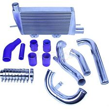 REV9 08-11 EVOLUTION X EVO10 4B11 MR /RALLIANT TURBO INTERCOOLER KIT BOLT-ON