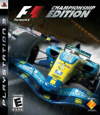 F1 Formula One Champsionship Edition PS3 New Playstation 3