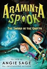 Very Good 1408838664 Paperback Araminta Spook: The Sword in the Grotto (Araminta