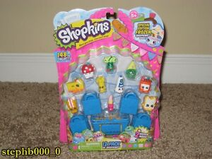Shopkins Season 1 12 Pack w/Special Edition Frozen BRAND NEW SEALED