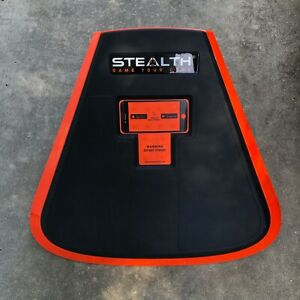 Stealth Plankster Game Your Core ORANGE Exercise Ab Fluidity Sphere Trainer