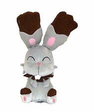 Pokemon XY Bunnelby 8 inch Plush Toy, Glad Expression