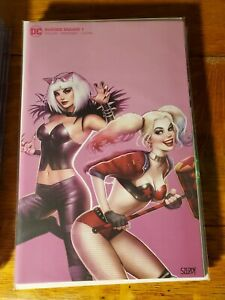 SUICIDE SQUAD #1 Szerdy Exclusive Variant  NM DC Comics