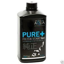 Evolución Aqua Pure + Filtro inicio Gel Para Estanques y grandes acuarios