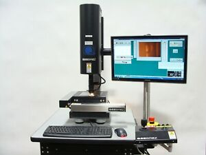 Quality Control Solutions Seebrez SB666 Optical CMM / Video Measuring System