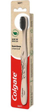 Colgate Charcoal Bamboo Toothbrush Soft