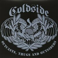 Coldside - Outcasts Thugs & Outsiders [New Vinyl LP]