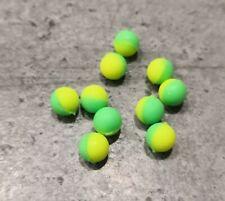 Perle molle silicone, non flottant, phosphorescent réutilisable surf casting