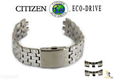 Citizen Eco-Drive AT2141-52L 21mm Stainless Steel Watch Band S083311 S083290