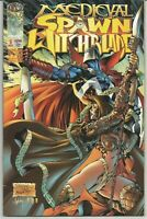 Medieval Spawn / Witchblade #1 : May 1996 : Image Comics..