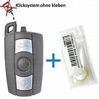 Schlüssel Ersatz Gehäuse Akku Fernbedienung für Bmw E90 E91 E92 E84 E60 E61 E70